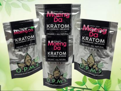 OPMS Maeng Da Kratom Capsules-BuyOPMSKratom