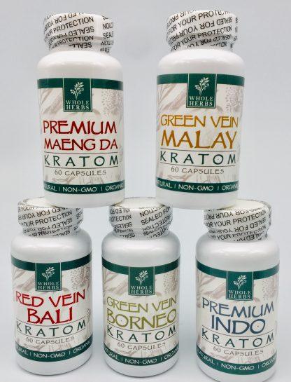 buyopmskratom-Whole Herbs-Kratom Powder-Capsules